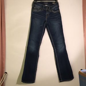 Silver Jeans